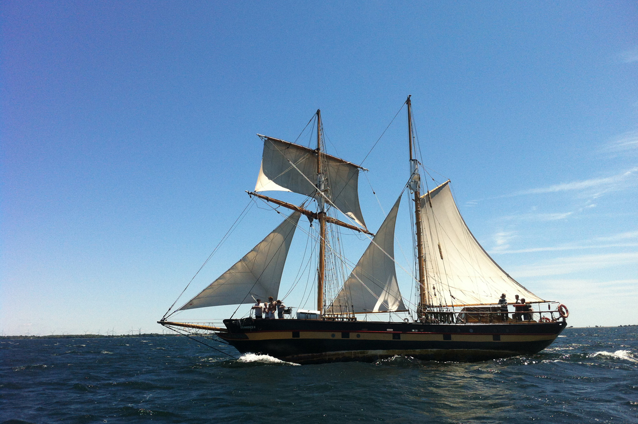 Brigantine Inc – Tall Ship Expeditions